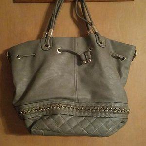 Nila Anthony Grey Handbag
